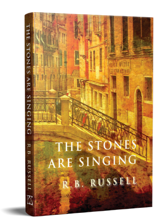 The Stones are Singing [hardcover] by R. B. Russell